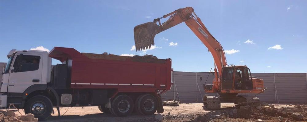 Grupo Mitre demoliciones y obras complementarias