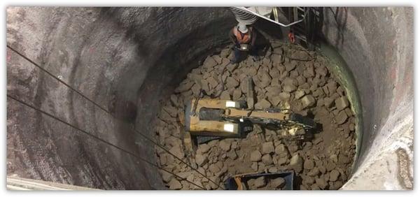 Grupo Mitre como ayudan las tecnologias a las demoliciones subterraneas